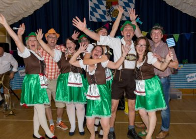 Foptoberfest Jazz Hands
